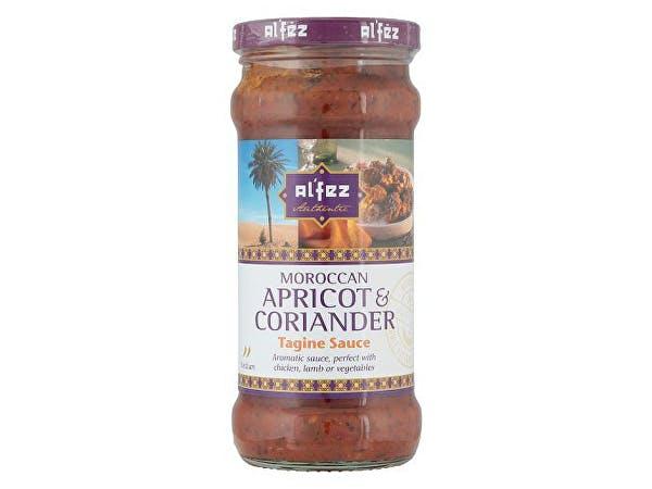 Alfez  Apricot & Coriander Tagine Sauce