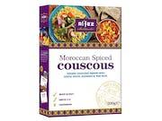 Alfez  Moroccan Spiced Couscous