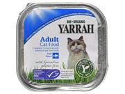 Yarrah  Cat Food - Chicken & Mackerel Chunks  With Spirulina