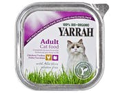 Yarrah  Cat Food - Chicken & Turkey Pate With Aloe Vera
