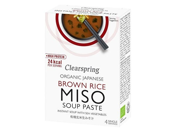 Instant Miso Soup Paste With Sea Vegetables