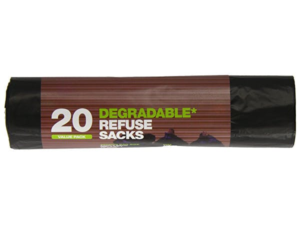 Symphony  Refuse Sacks - Value Pack