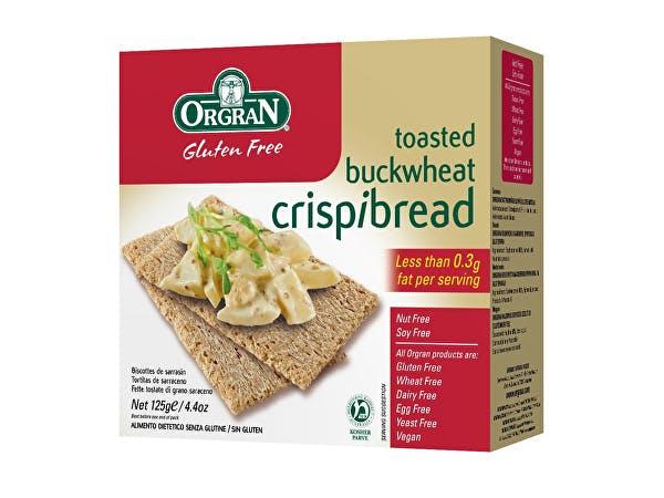 Orgran  Toasted Corn Crispbread