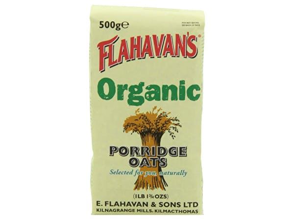 Flahavans  Porridge Oats - Organic