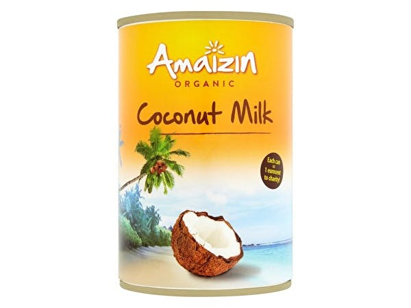 Rich Organic Coconut Milk