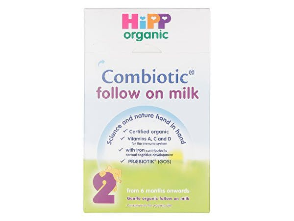 Hipp  Follow On Milk