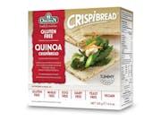 Orgran  Multigrain Crispbread With Quinoa