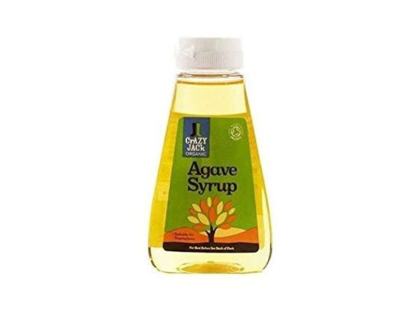 Crazy Jack  Agave Syrup - Organic