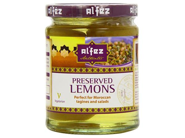 Alfez  Preserved Lemons