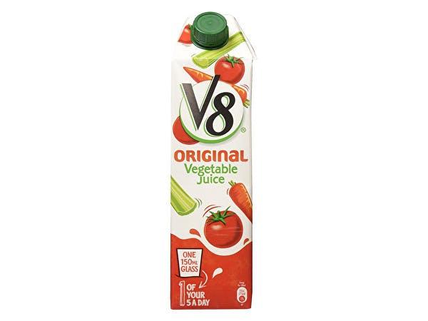 V8  V8 Vegetable Juice
