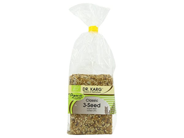 Dr Karg  Wholegrain Classic 3-Seed Crispbread
