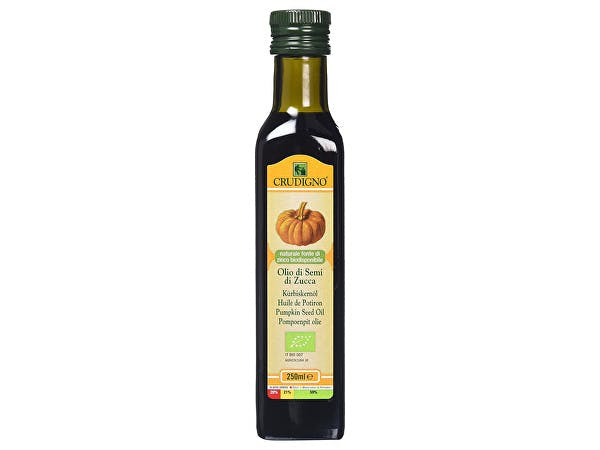 Crudigno  Organic Pumpkin Seed Oil