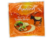 Amaizin  Tortilla Wraps - Semifresh (6 Wraps)