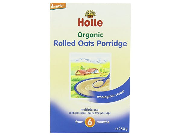 Holle  Organic Rolled Oats Porridge
