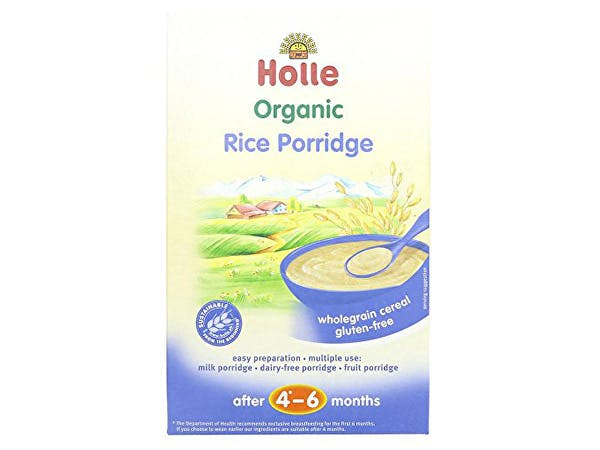 Holle  Organic Rice Pudding