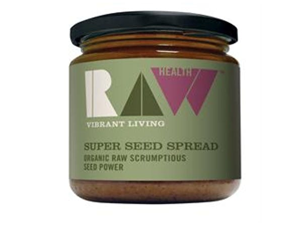 Raw Health  Superseed Spread