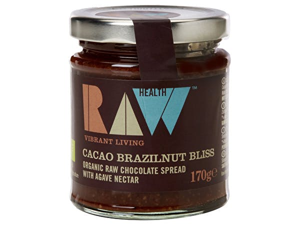 Raw Health  Cacao & Brazil Nut Chocolate Spread