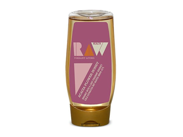 Raw Health  Organic Romanian Acacia Honey - Squeezy