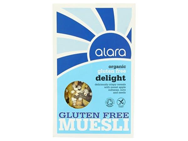 Alara  Muesli - Organic Gluten Free Delight