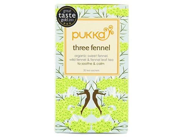 Pukka  Three Fennel Herbal Tea