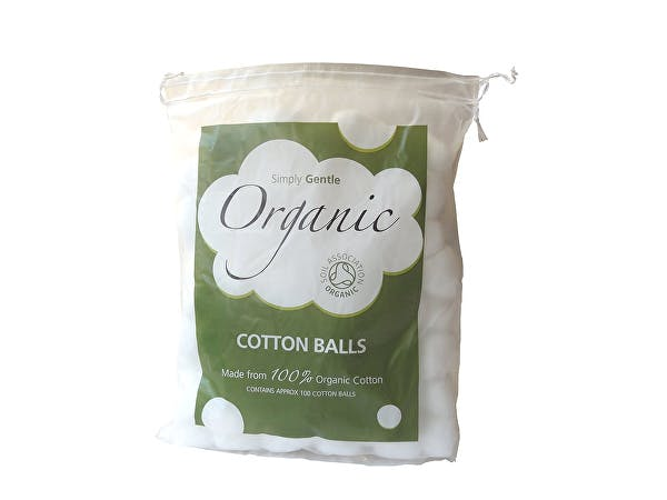 Simply  Gentle  Cotton Balls