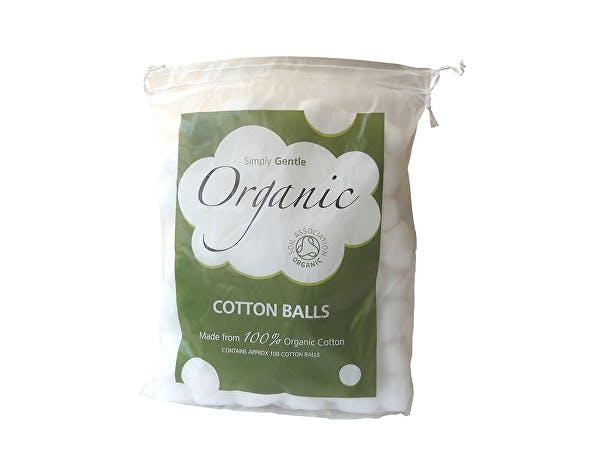 Simply  Gentle  Cotton Balls