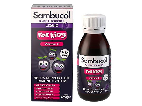 Sambucol  Sambucol Kids