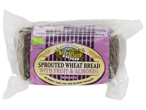 Everfresh  Sprouted Fruit & Almond Bread