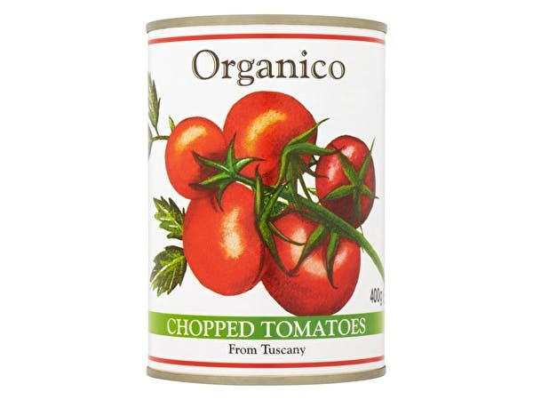 Chopped Tomatoes From Tuscany - Organic