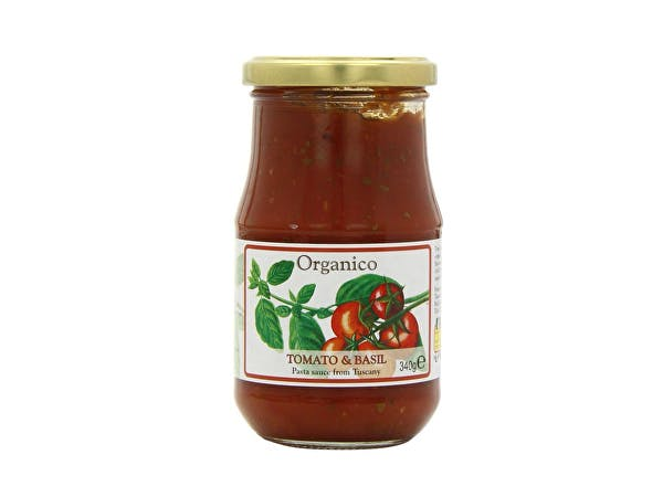 Organico  Tomato & Basil Sauce From Tuscany - Organic