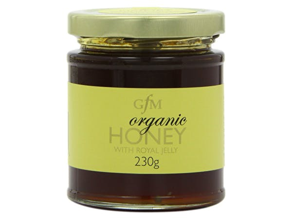 Gfm  Honey With Royal Jelly