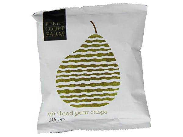 Perry Court Farm  Air Dried Pear Crisps