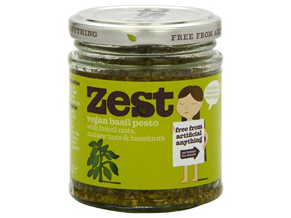 Zest  Basil Pesto Suitable For Vegans