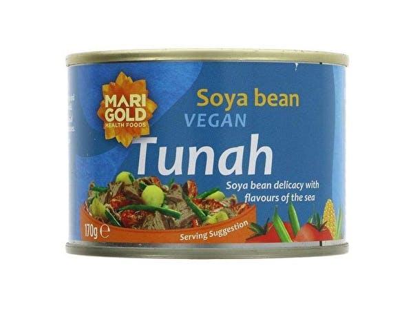 Vegan Tunah In Cans