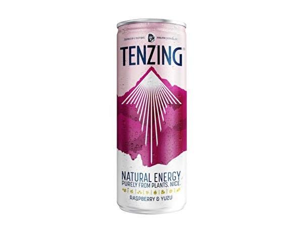 Raspberry & Yuzu Natural Energy Drink