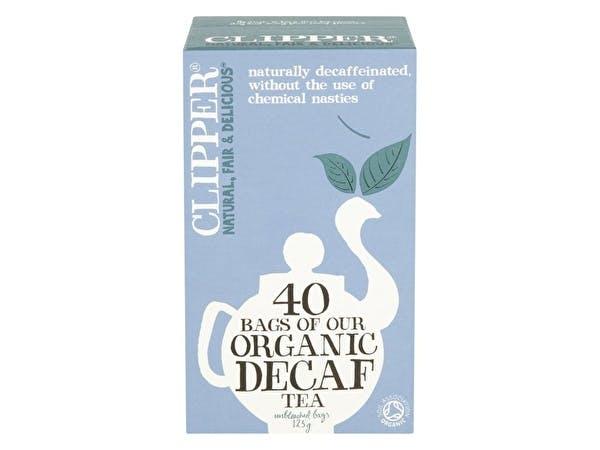 Organic Fair Trade Decaf Earl Grey Tea