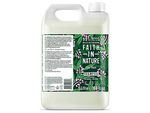 Tea Tree Shampoo (Refill)