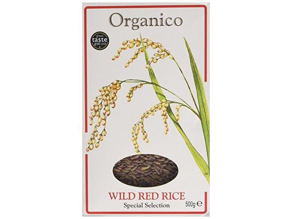 Organico  Organic Wild Red Rice - Wholegrain