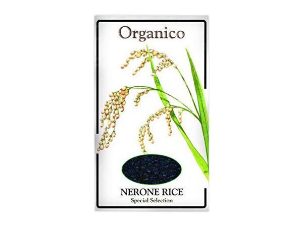 Organico  Organic Nerone (Black) Wholegrain Rice