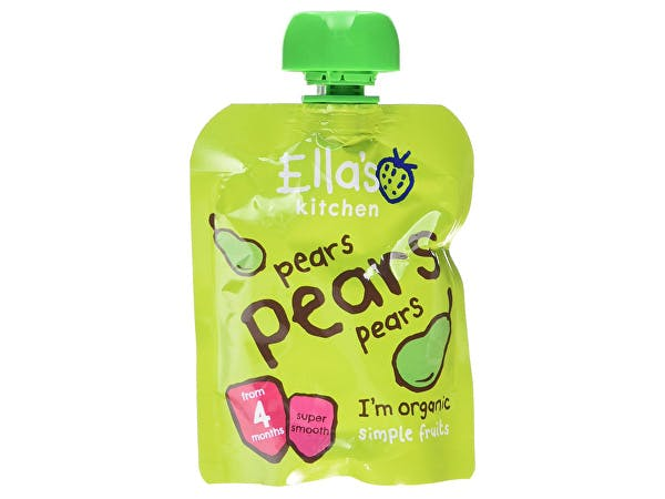 Ellas Kitchen  First Taste Pears Pears Pears