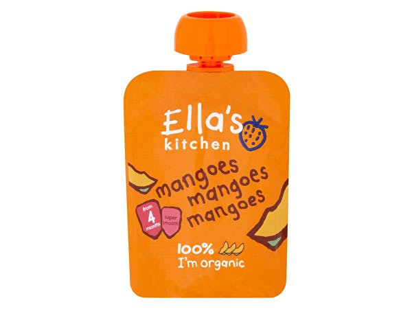 Ellas Kitchen  First Taste Mangoes Mangoes Mangoes