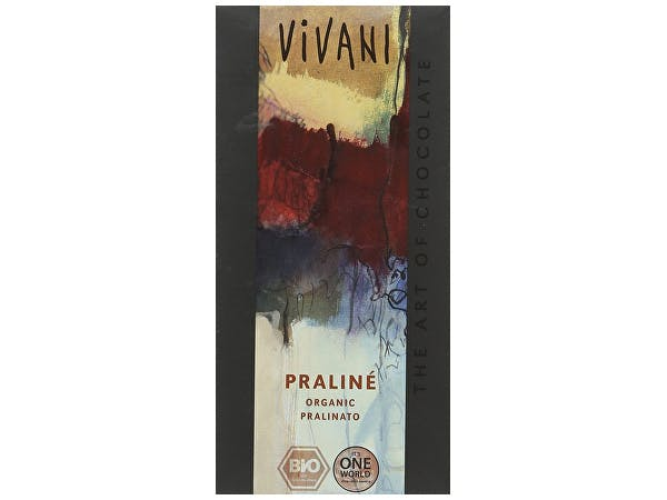 Vivani  Organic Praline Filled Chocolate