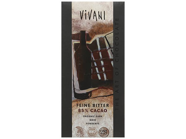 Vivani  Organic Dark Chocolate - 85% Cocoa