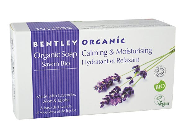Bentley  Calming & Moisturising Lavender Aloe Jojoba Soap