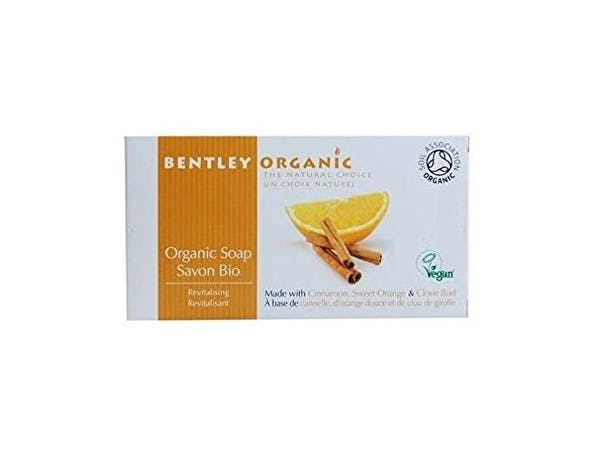 Bentley  Revitalising Soap With Cinnamon & Sweet Orange