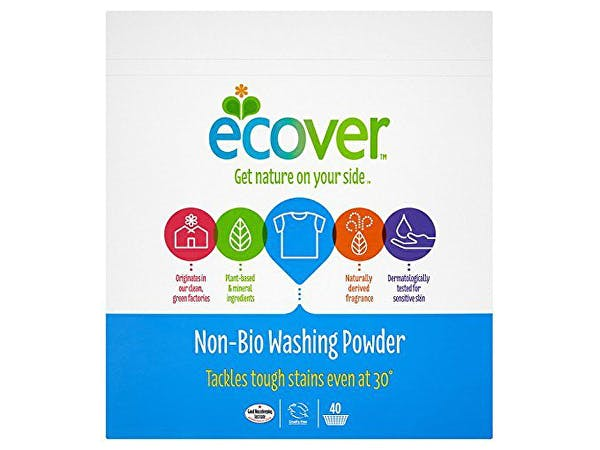 Ecover  Concentrated Washing Powder - Non Bio