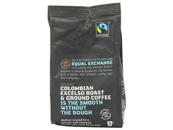 Womens Coffee  Roast Ground Coffee - Colombian Excelso