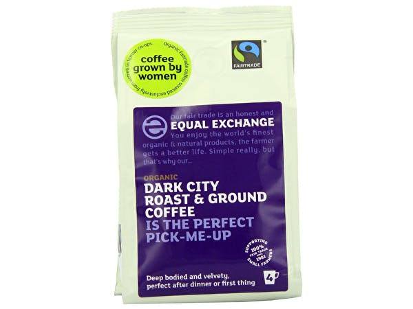 Womens Coffee  Roast Ground Coffee - Dark City