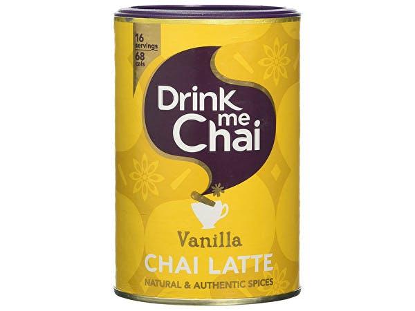 Drink Me Chai  Vanilla Chai Latte