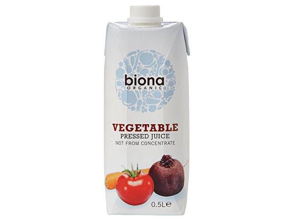 Biona  Vegetable Juice - Pressed